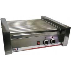 Hotdog Roller Grill - Holds 30