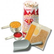 Popcorn Starter Kit for 4 oz. Popcorn Machines