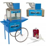 Snow Cone Machines and Supplies