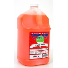 Snow Cone Syrup – Fuzzy Navel - 1 Gal.