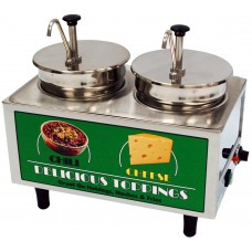 Chili & Cheese Warmer - 2 Pumps