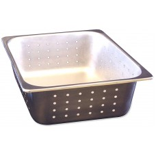 Half-Size Stainless Steel Perforated Pan