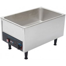 "Stainless Steel Food Warmer 12"" x 20"""