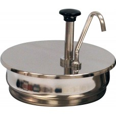 Stainless Steel Condiment Pump for 7 Quart Inset Pan