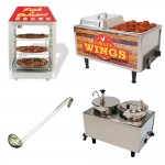 Food Warmer Equipment and Supplies