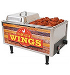 Chicken Wing Warmer