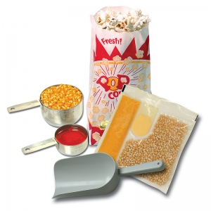 Popcorn Supplies & Accessories